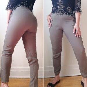 Kaki light casual harem pants